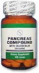 Pancreas Compound (uncoated) 100 count