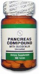 Pancreas Compound (uncoated) 500 count