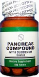 Pancreas Compound (coated) 500 count