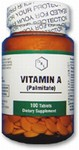 Vitamin A Palmitate 100 count