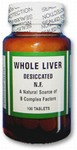 Whole Liver - 100 count