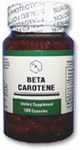 Beta Carotene 100 count