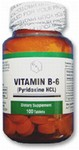 Vitamin B-6/250mg - 100 count