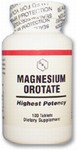 Magnesium Orotate Tablets - 100 count