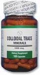 Colloidal Trace Minerals Capsules 100 count